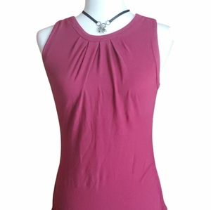 Banana Republic Women's Pleated, Ruched Tank Top